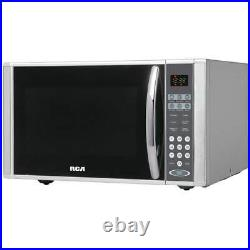 1000W Microwave Oven Stainless Steel 1.1 Cu Ft. Home Kitchen Appliance Cooking