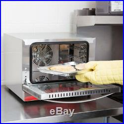 1/4 Size Commercial Restaurant Countertop Electric Convection Oven