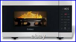 AIR FRY MICROWAVE CONVECTION OVEN 3-In-1 0.9 Cu Ft 900W Stainless Steel