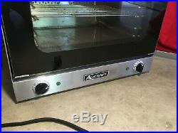 Adcraft COH-2670W CONVECTION OVEN COUNTERTOP HALF-SIZE PIZZA OVEN 220v withLEGS