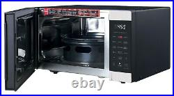 Air Fry Countertop Microwave Oven 3 in 1 Convection Fryer. 9 Cu Ft Stainless 36