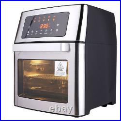 Air-Fryer Oven 16 Quart 10-In-1 Countertop Convection Toaster Oven Combo 360°\++