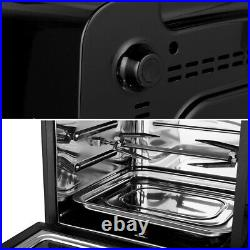 Air Fryer Oven 16 Quart 10-in-1 Countertop Convection Toaster Oven Combo 360° ++