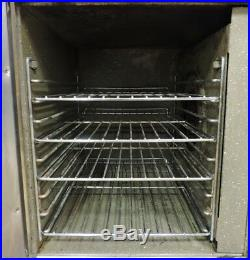 Blodgett CTB-1 Commercial Half Size Electric Convection Oven