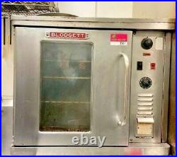 Blodgett Half Size Electric Commercial Convection Oven Model# CTB-1