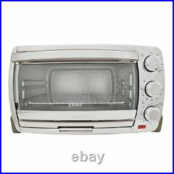 Brand New Oster Convection Countertop Kitchen Toaster Oven, Medium, Silver