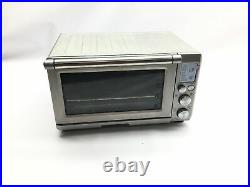 Breville BOV845BSS Smart Oven Pro 1800 W Convection Toaster Oven with Element IQ