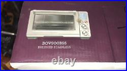 Breville Smart Oven Air Fryer BOV900BSS Toaster Oven Stainless Steel DENT