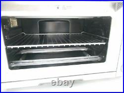 Breville Smart Oven Air Fryer BOV900BSS Toaster Oven Stainless Steel (READ)