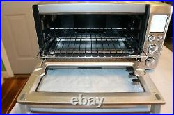 Breville Smart Oven Pro BOV845BSS 1800W Convection Oven Brushed Stainless