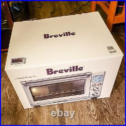 Breville Smart Oven Pro BOV845BSS 1800W Convection Oven Brushed Stainless Ste