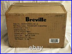 Breville Smart Oven Pro BOV845BSS Convection Oven New In Open Box