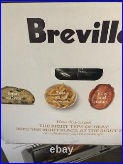 Breville the Smart Oven Air BOV900BSS Brushed Stainless Steel