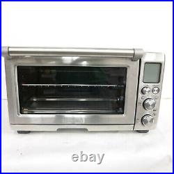 Breville the Smart Pro Convection Toaster Oven with Rack BOV845BSS