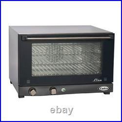 Cadco OV-013 Electric Convection Oven 3 Half-Size Pan Capacity