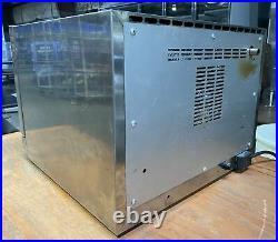 Cadco Ov-250 Unox Xa006 Countertop 1/2 Size Convection Oven