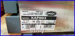 Cadco Roberta XAF-003 Countertop Convection Oven Used