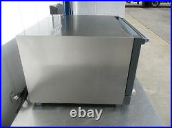 Cadco Unox XAF 013 Lisa Commercial Convection Oven 1/2 Electric #5700
