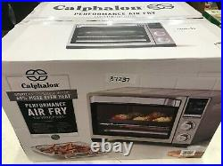Calphalon Performance Air Fry Countertop Oven Stainless Steel 0.88 CU FT