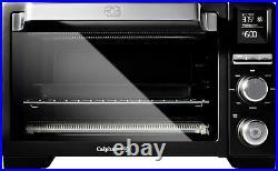 Calphalon Precision Air Fry Convection Oven, Countertop Toaster Oven Black