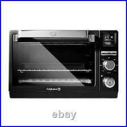 Calphalon Precision Control Countertop Oven Matte Black