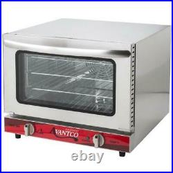 Commercial Countertop Convection Oven Home Kitchen Resto NSF 120V 1440W CO-14