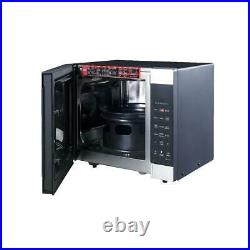 Compact Convection Microwave Oven Air Fryer 0.9 Cu. Ft. 900 Watts Kitchen Home
