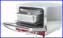 Countertop Electric Convection Oven Commercial Restaurant Sandwich Shop Cooking