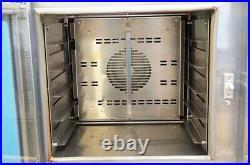 Doyon Half Size Countertop Electric Convection Oven 5 Half Pan Capacity Model DC