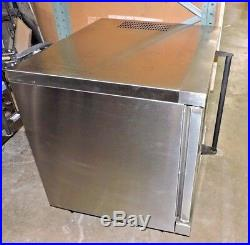 Duke 5/9-E3ZZ Commercial Half Size Electric Convection Oven