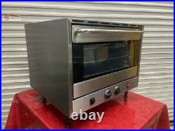 Electric Convection Oven Counter Top 1/2 Sheet Size 120V Star Mfg CCOHS-3 #5253