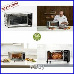 Emeril Lagasse Power AirFryer 360 Plus Countertop Oven Multi-Cooker XL Capacity