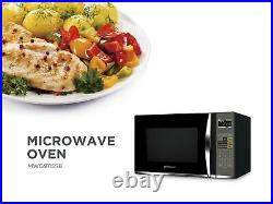Emerson 1.2 Cu. Ft. 1100W Black Microwave with Grill