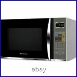 Emerson 1.2 cu. Ft. Microwave Oven with Grill Black
