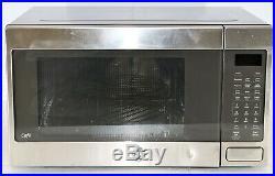 GE Café Series 1.5 Cu. Ft. Countertop Convection/Microwave Oven REFURB READ