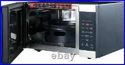Galanz 0.9 Cu. Ft Air Fry Microwave 3-in-1 Countertop Air Fryer Convection Oven