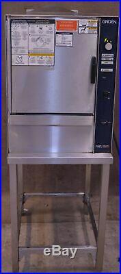 Groen Smart Steam 100 SSB-5G Gas Hypersteam Boilerless Convection Steamer Oven