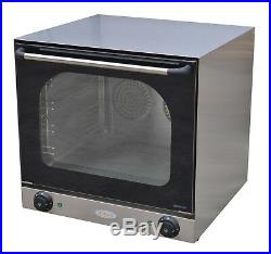 Hakka Commercial Convection Counter Top Oven with Steaming Function (220V/60Hz)