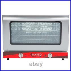 Half Size Commercial Restaurant Kitchen Countertop Electric Heat Convection Oven