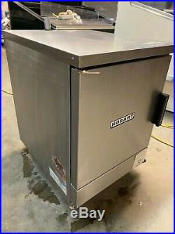 Hobart HSF5 Electric Commercial Countertop Convection Food Seafood Steamer Oven