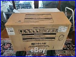JennAir JMC3415ES Stainless Steel Series 25 Inch Countertop Microwave Oven