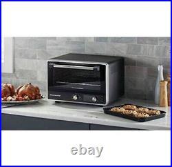KitchenAid Digital Countertop Oven Black Matte