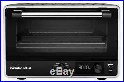 KitchenAid Digital Countertop Oven in Black Matte