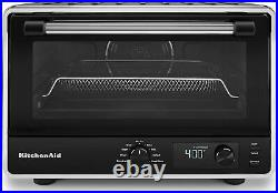 KitchenAid Digital Countertop Oven with Air Fry in Black (New In Box)