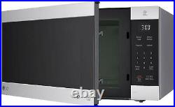 LG LMC2075ST 1200W 2. Cu ft Large Microwave Oven Smart Inverter Stainless Steel