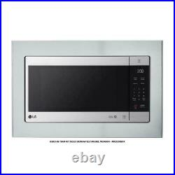 LG LMC2075ST NeoChef 2.0 Cu. Ft. 1200 W Countertop Microwave Oven