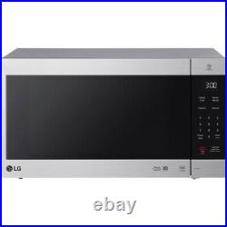 LG NeoChef 2.0 Cu. Ft. 1200 W Stainless Countertop Microwave Oven