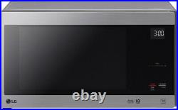 LG NeoChef Sensor 1.5 cu. Ft. Countertop Microwave Oven Stainless Steel LMC1575ST