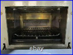 Merrychef Eikon E4 High Speed Oven Accelerated Cooking Convection Microwave
