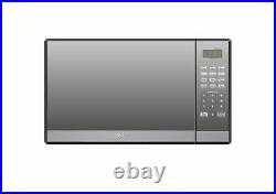 Microwave Oven Grill Stainless Steel Mirror Finish Countertop Kitchen Appliance